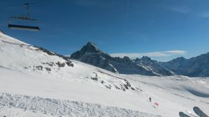 tri orisky Alpy